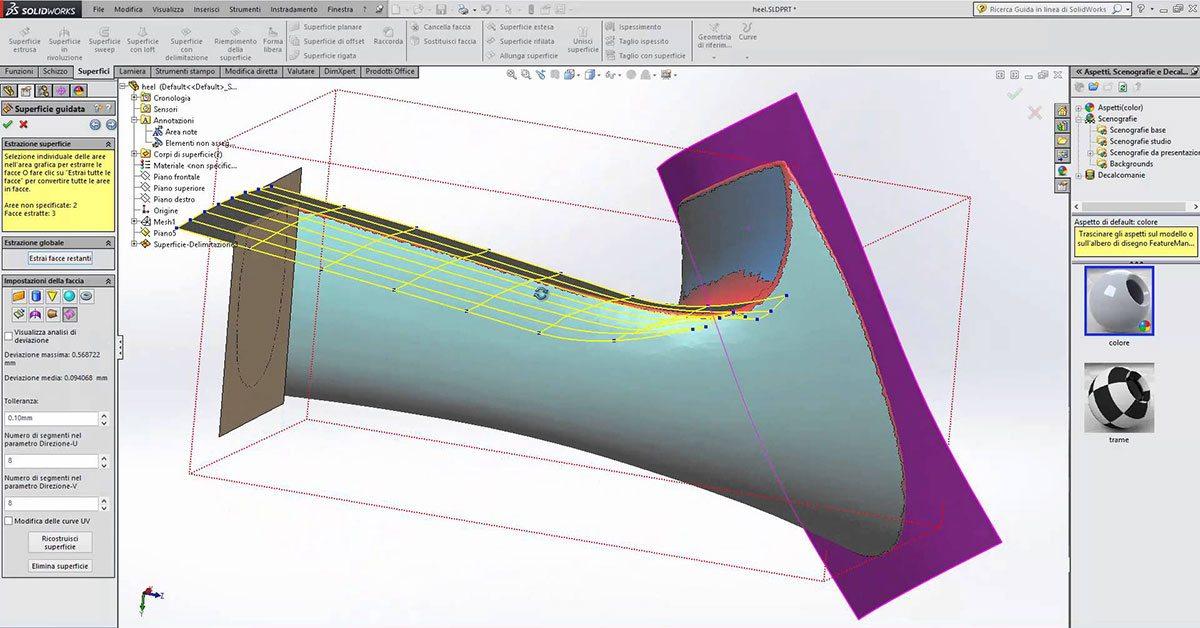 SOLIDWORKS 3D CAD