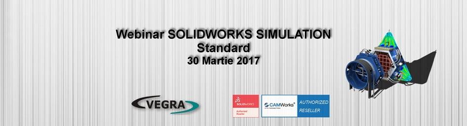 Webinar GRATUIT SOLIDWORKS Simulation Standard.