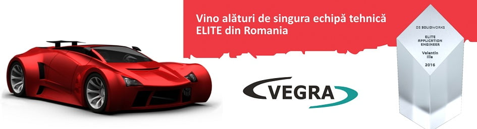 Vegra Info – suport tehnic SOLIDWORKS ELITE!