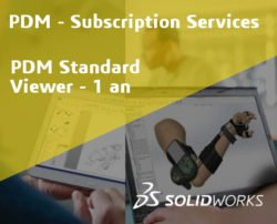 SOLIDWORKS PDM Standard Viewer Service Initial - 1 Year