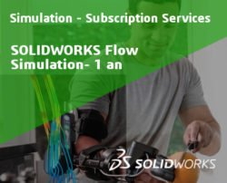 SOLIDWORKS Flow Simulation Standalone Service Initial - 1 Year