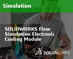 SOLIDWORKS Flow Simulation Electronic Cooling Module Standalone