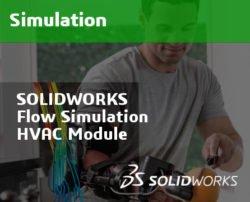 SOLIDWORKS Flow Simulation HVAC Module Standalone