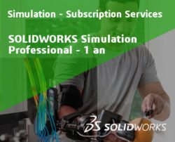 SOLIDWORKS Simulation Professional Service Initial - 1 Year