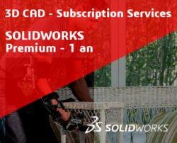 SOLIDWORKS Premium Service Initial - 1 Year