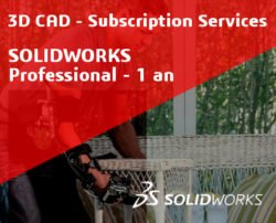 SOLIDWORKS Professional Service Initial - 1 Year
