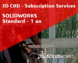 SOLIDWORKS Standard Service Initial - 1 Year