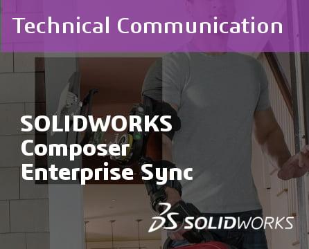 SOLIDWORKS Composer Enterprise Sync