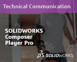 SOLIDWORKS Composer Player Pro