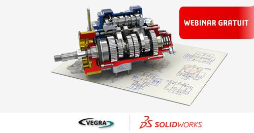 Webinar SOLIDWORKS: De la 2D la SOLIDWORKS 3D CAD – proiectezi eficient și rapid!