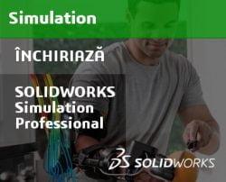 inchiriaza licenta solidworks simulation