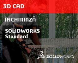 inchiriaza licenta solidworks standard