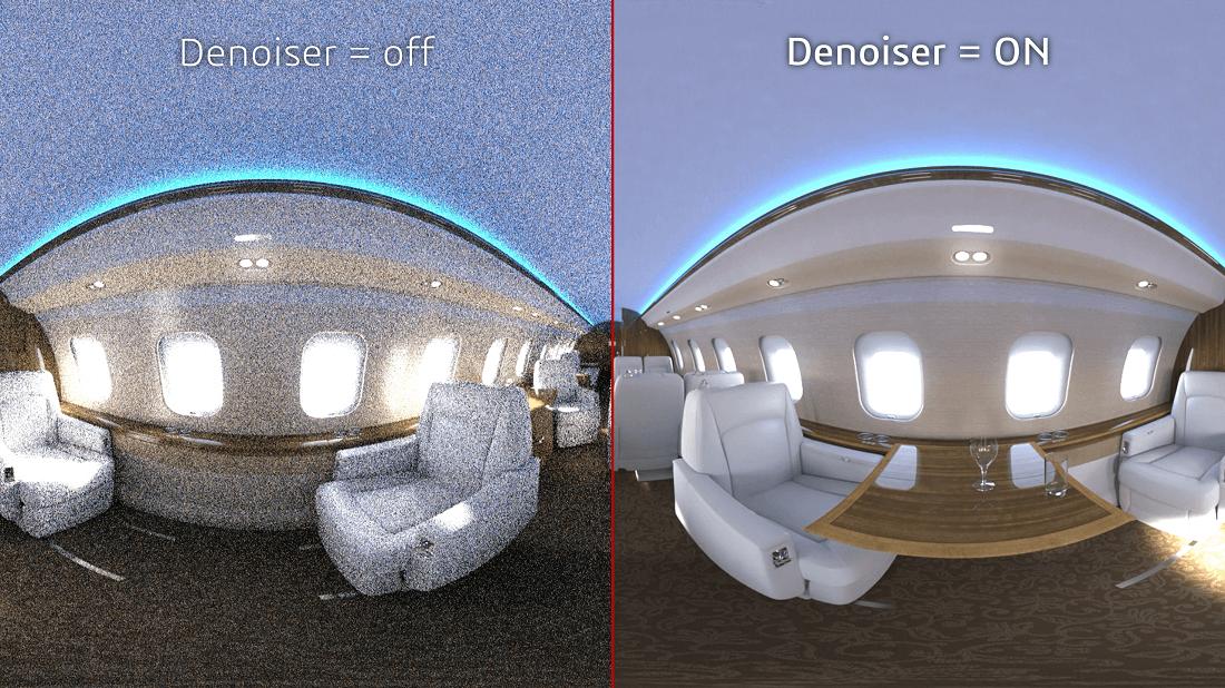 solidworks visualize denoiser
