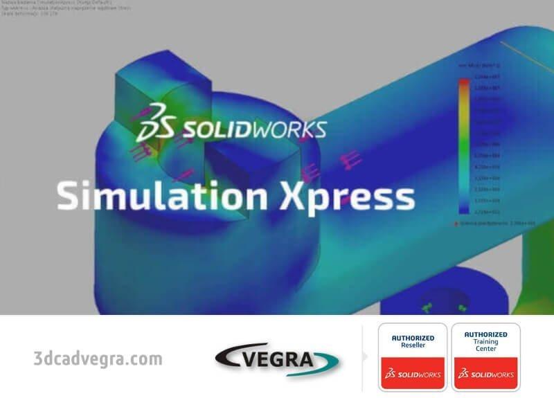 Software de simulare gratuit inclus în SOLIDWORKS