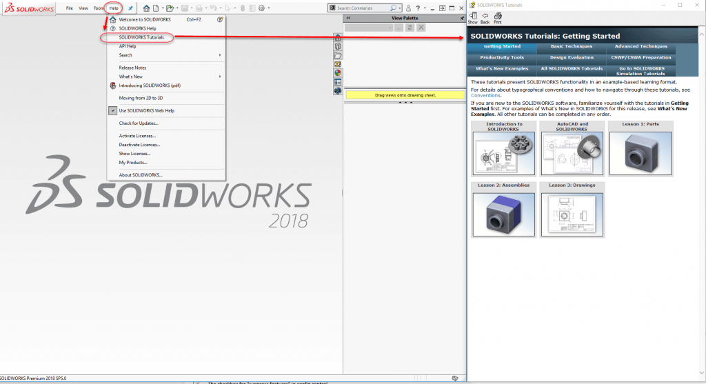 tutoriale solidworks