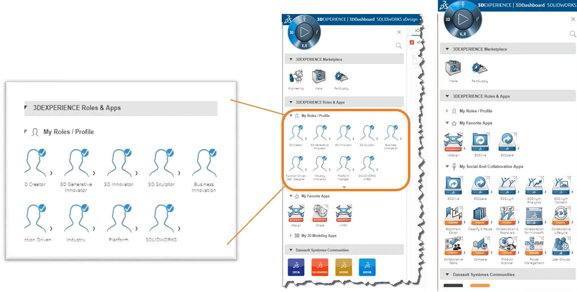 SOLIDWORKS 3DEXPERIENCE Platform