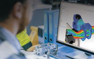 Obține unelte profesionale pentru analiză cu SOLIDWORKS Simulation Professional